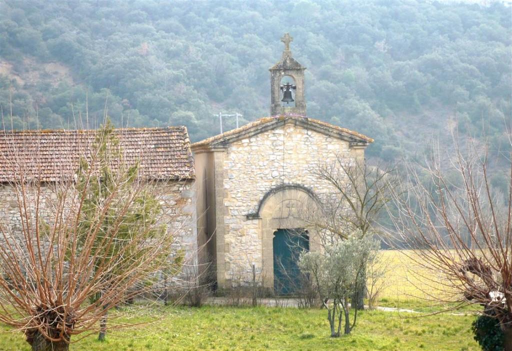 La chapelle de Bourdiguet