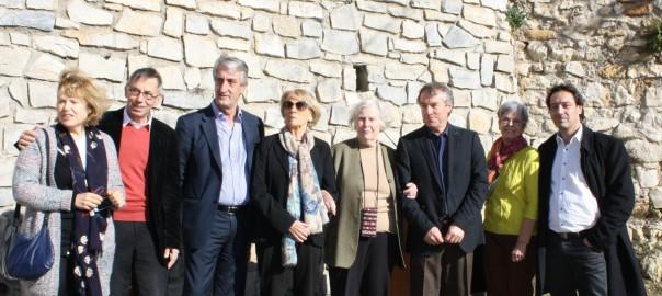 9 novembre 2013  : hommage à Stéphane Hessel