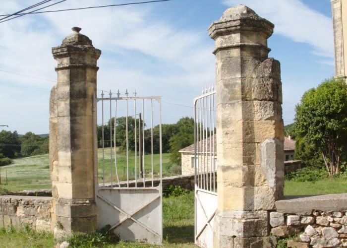 Vieux portail