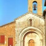 façade, église Notre-Dame-de-Gattigues