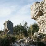 vestiges : oppidum de la Dame