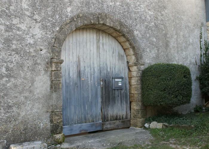 vieille porte cochère