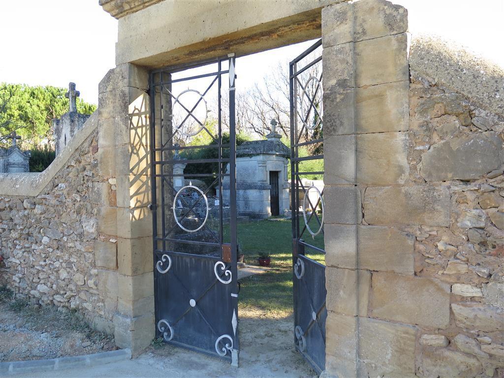 cimetière de Gattigues