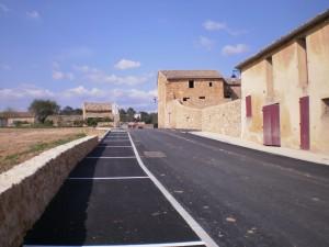 Stationnement à Gattigues