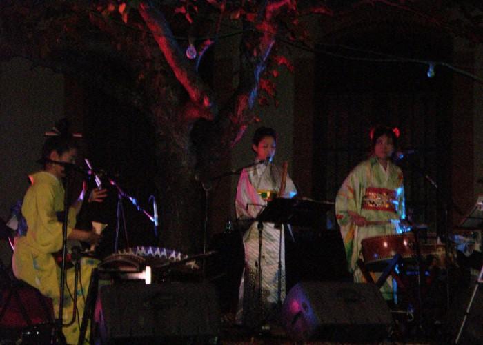 Musique traditionnelle japonaise