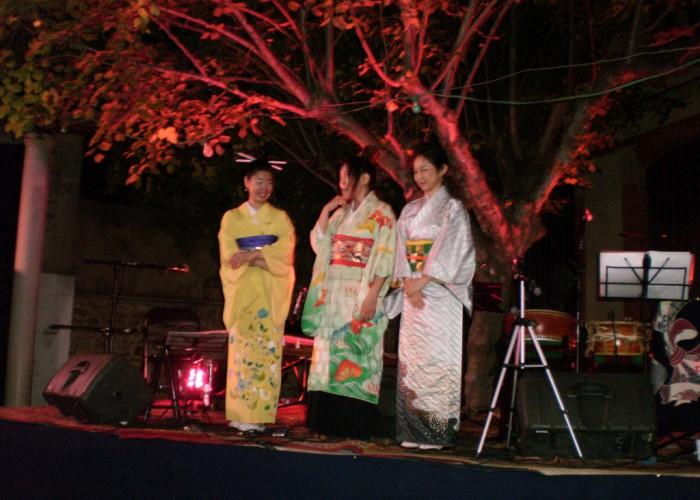 Le trio japonais Zeppin