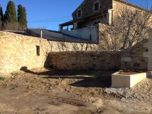 Futures places de stationnement à Foussargues