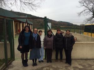 L'équipe de l'école maternelle 2015 2016