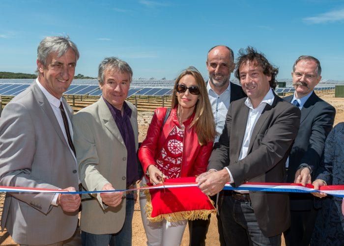 Inauguration du parc le 20 mai 2016