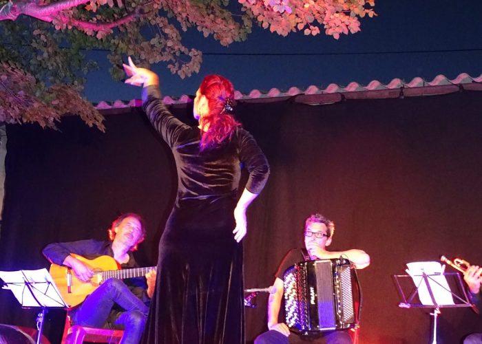 """Concert """"Autres Rivages"""" 2016 LAGRIMAS AZULES"""