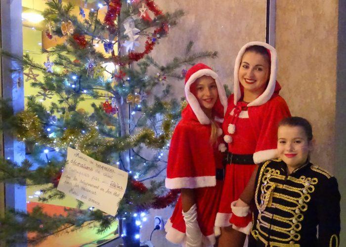 Noël 2016 à Aigaliers