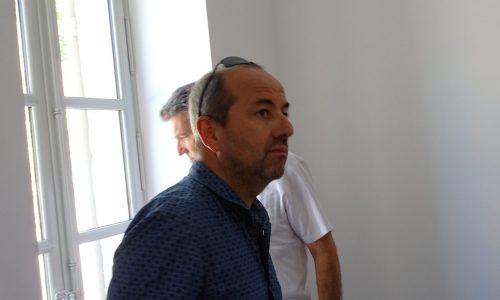 Messieurs Joffre et Coudrec :Entreprises Joffre et Valette