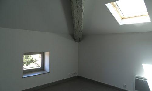 Logement au 2ème étage
