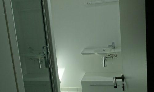 salle de bain d'un logement