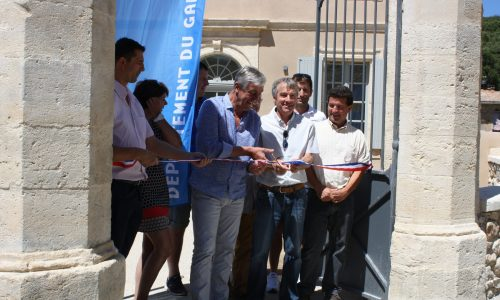 Inauguration de l'ancien presbytère 17 juin 2017