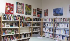 bibliothèque municipal d'Aigaliers